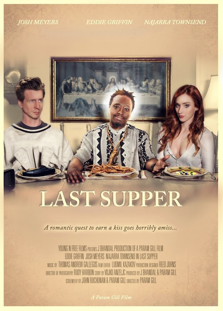 Hamptons to Hollywood - Kyle Langan - Last Supper - Eddie Griffin