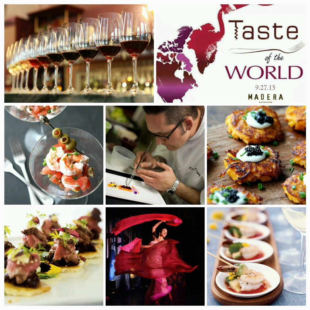 Hamptons to Hollywood - Taste of the World