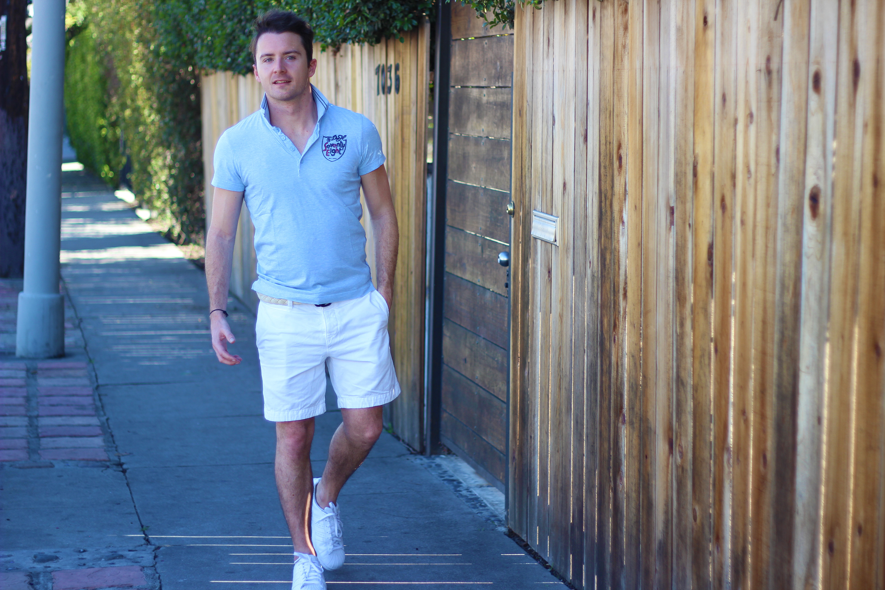 Kyle Langan - Hamptons to Hollywood, Polo Whites