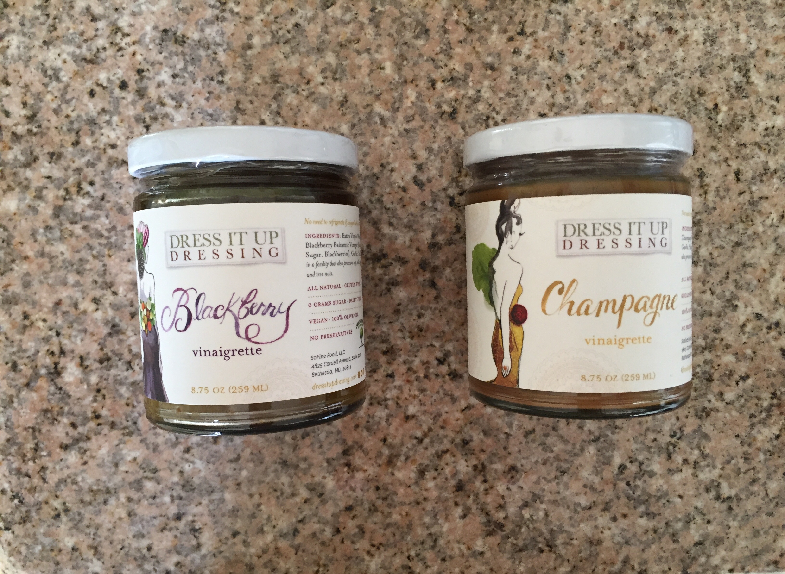 Champagne Dressing - Hamptons to Hollywood