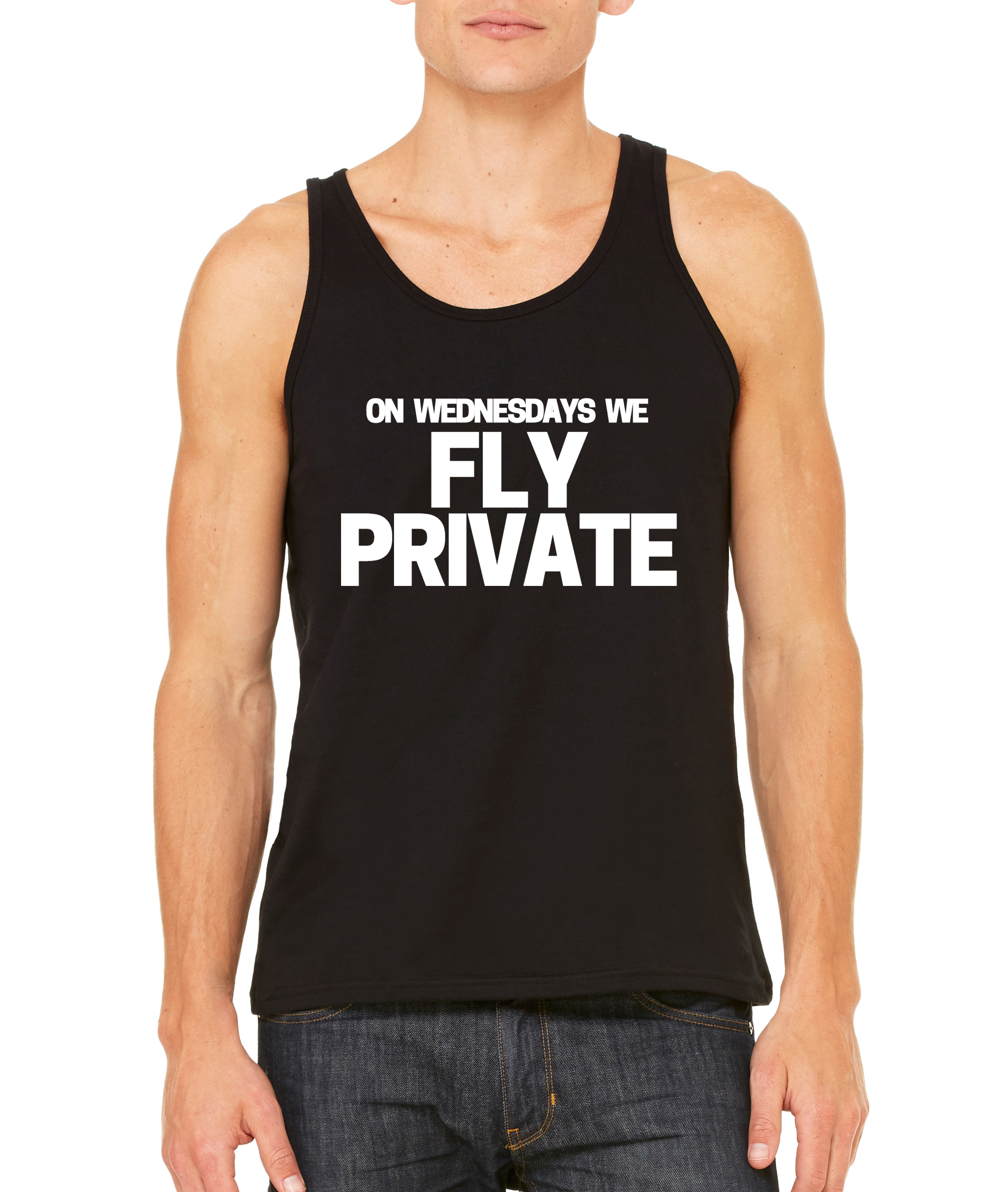 Fly Private Men's Tank