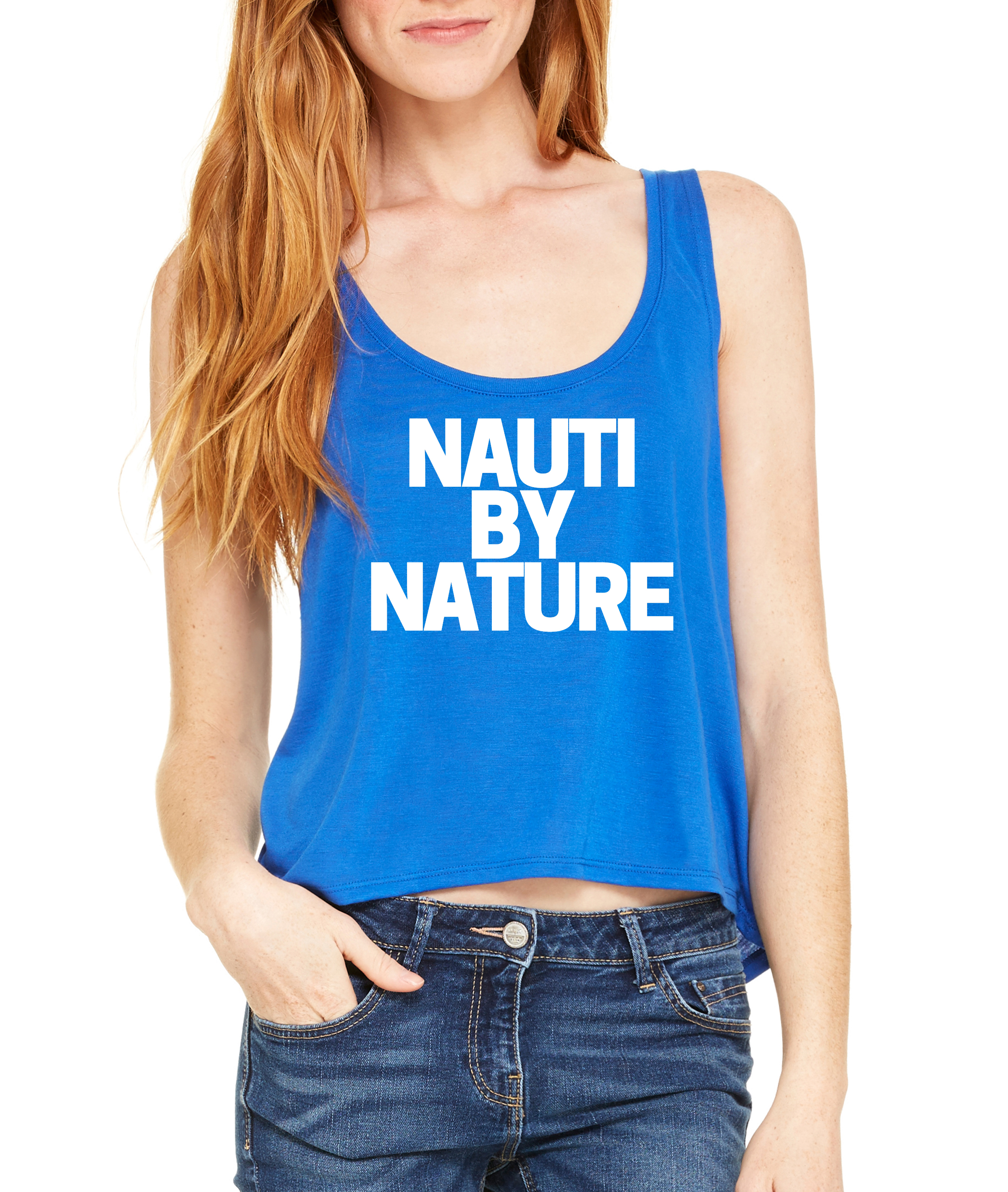 Nauti by Nature Blue Crop