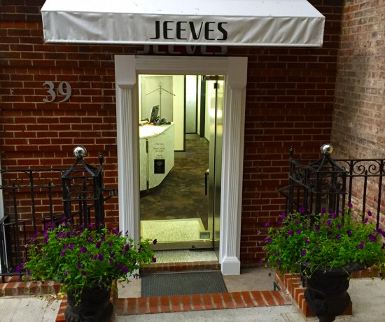 Jeeves - Hamptons to Hollywood