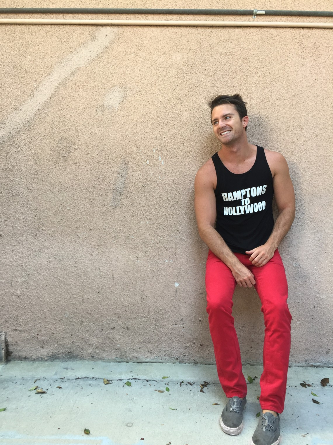 Kyle Langan - Hamptons to Hollywood Tank Top