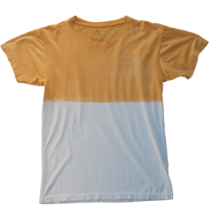 Hamptons to Hollywood x Live In Color | Marigold Tee