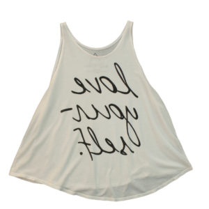 Hamptons to Hollywood x Live In Color | Love Yourself Tank