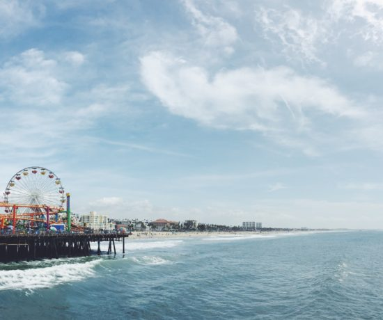 Santa Monica Guidebook - Hamptons to Hollywood