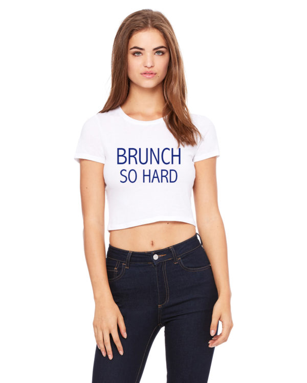Brunch So Hard Tops - Hamptons to Hollywood