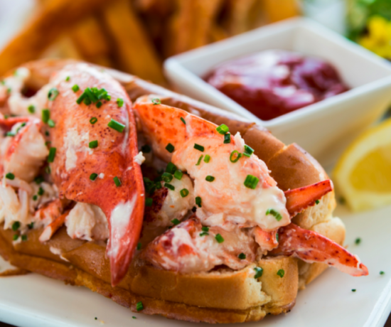 Lobster Roll 1 Hamptons to Hollywood