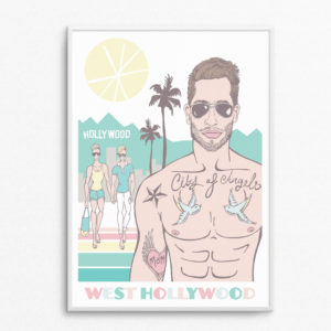 Hamptons to Hollywood - West Hollywood Art