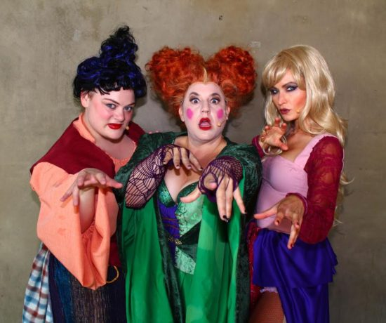 hamptons to hollywood - hocus pocus