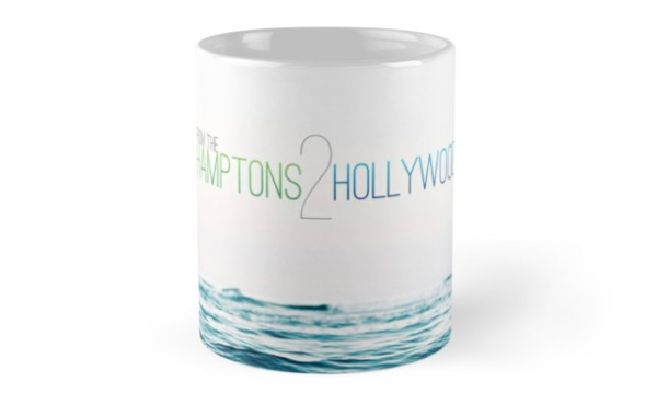 Hamptons to Hollywood Mug
