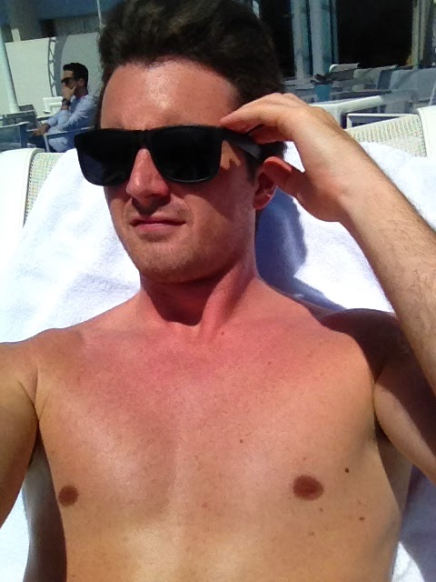 From the Hamptons to Hollywood - The Standard Hotel, West Hollywood - Kyle Langan