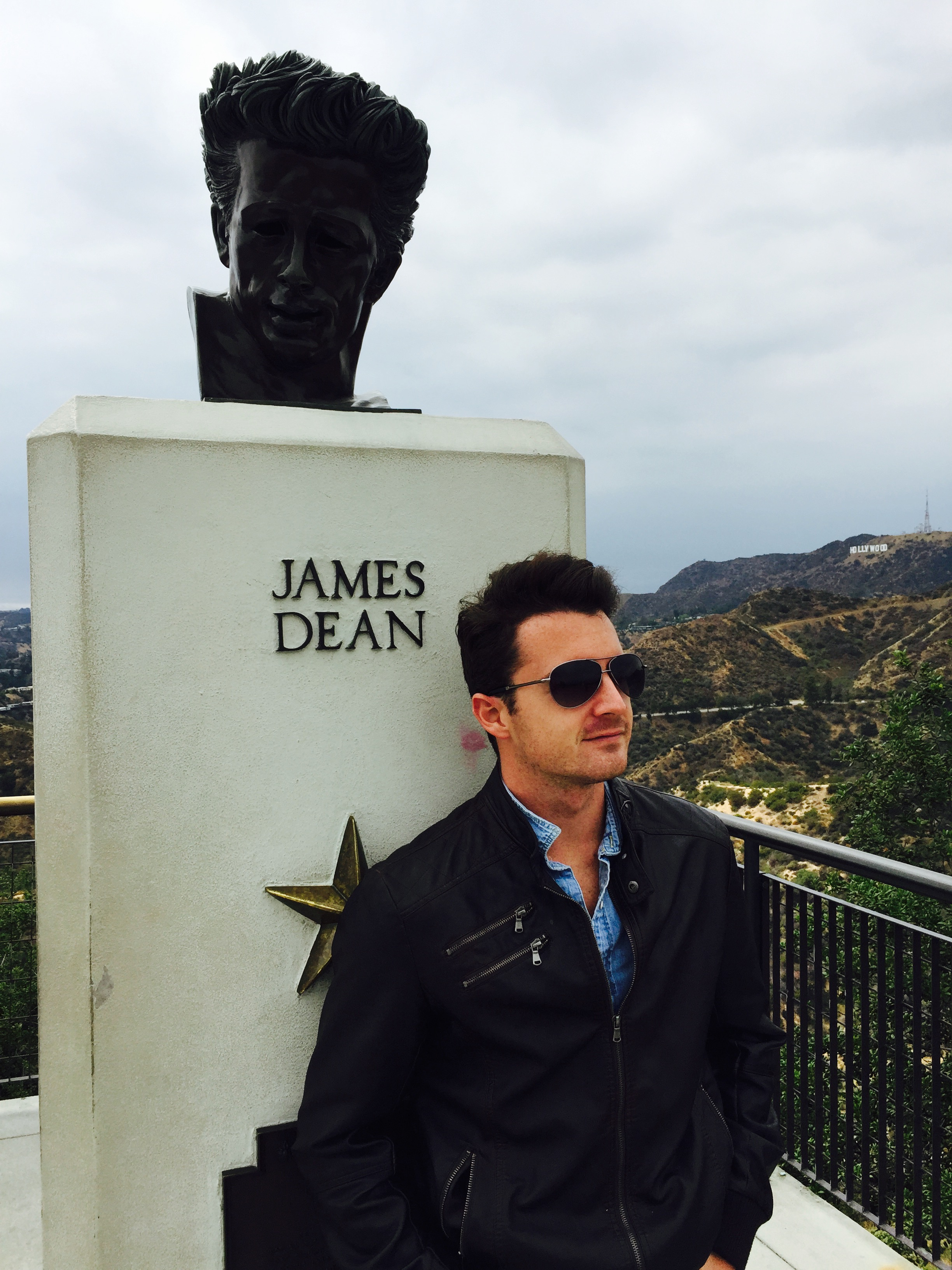 Hamptons to Hollywood - Griffith Observatory