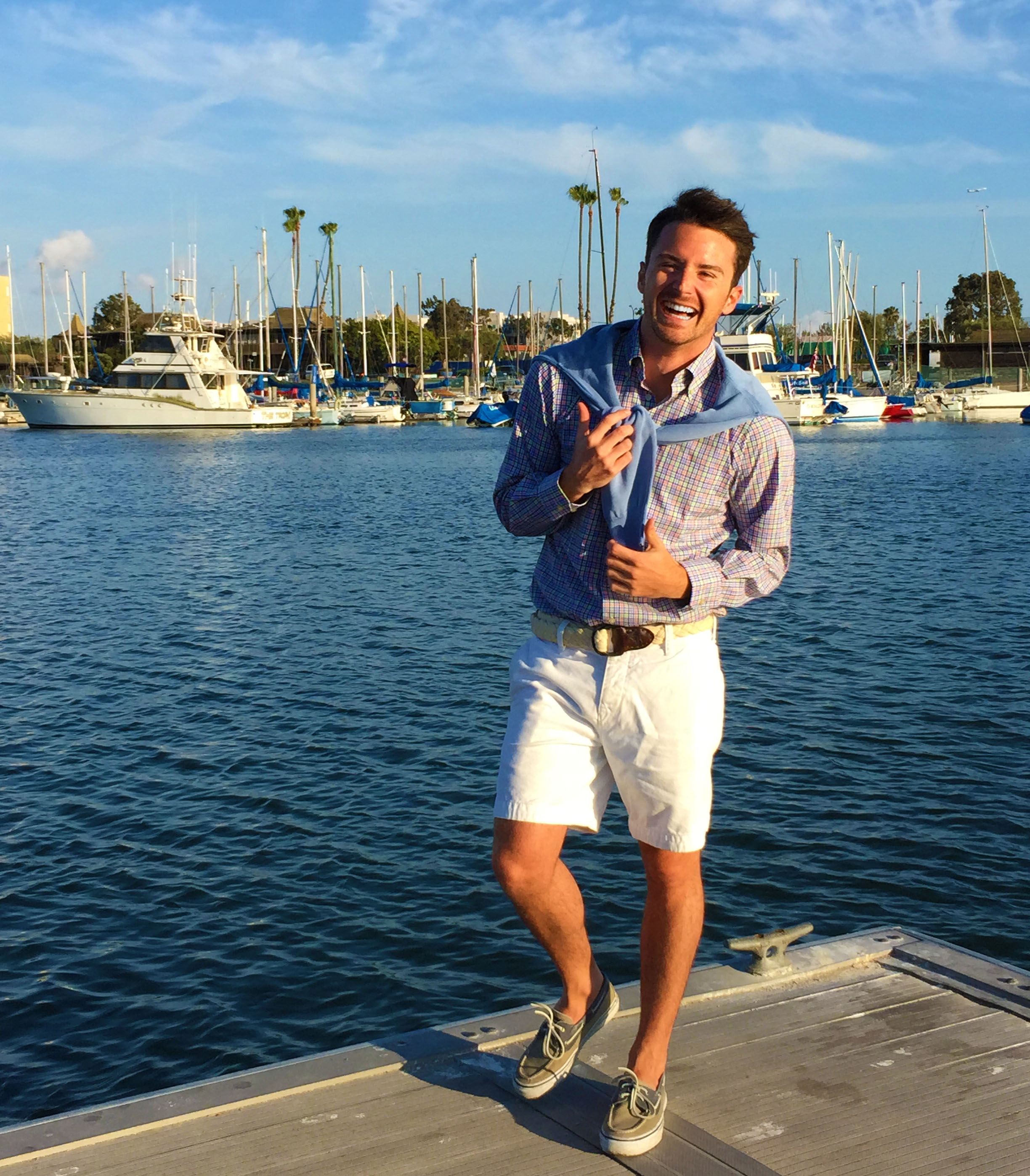 Kyle Langan - Hamptons to Hollywood - Lifestyle Blogger