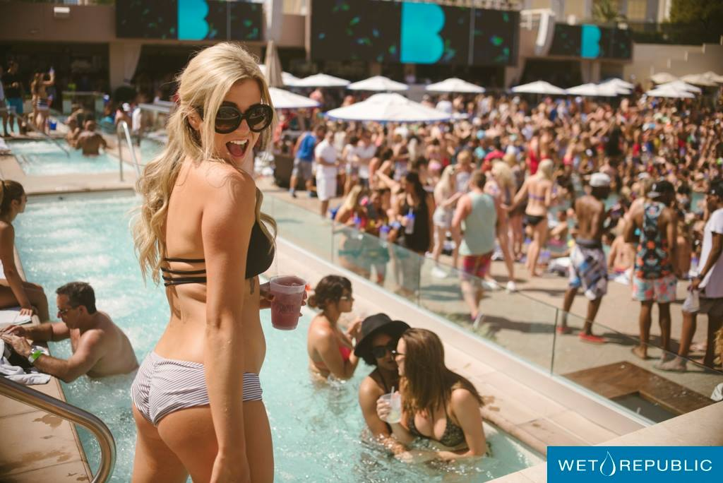 Hamptons to Hollywood - Wet Republic
