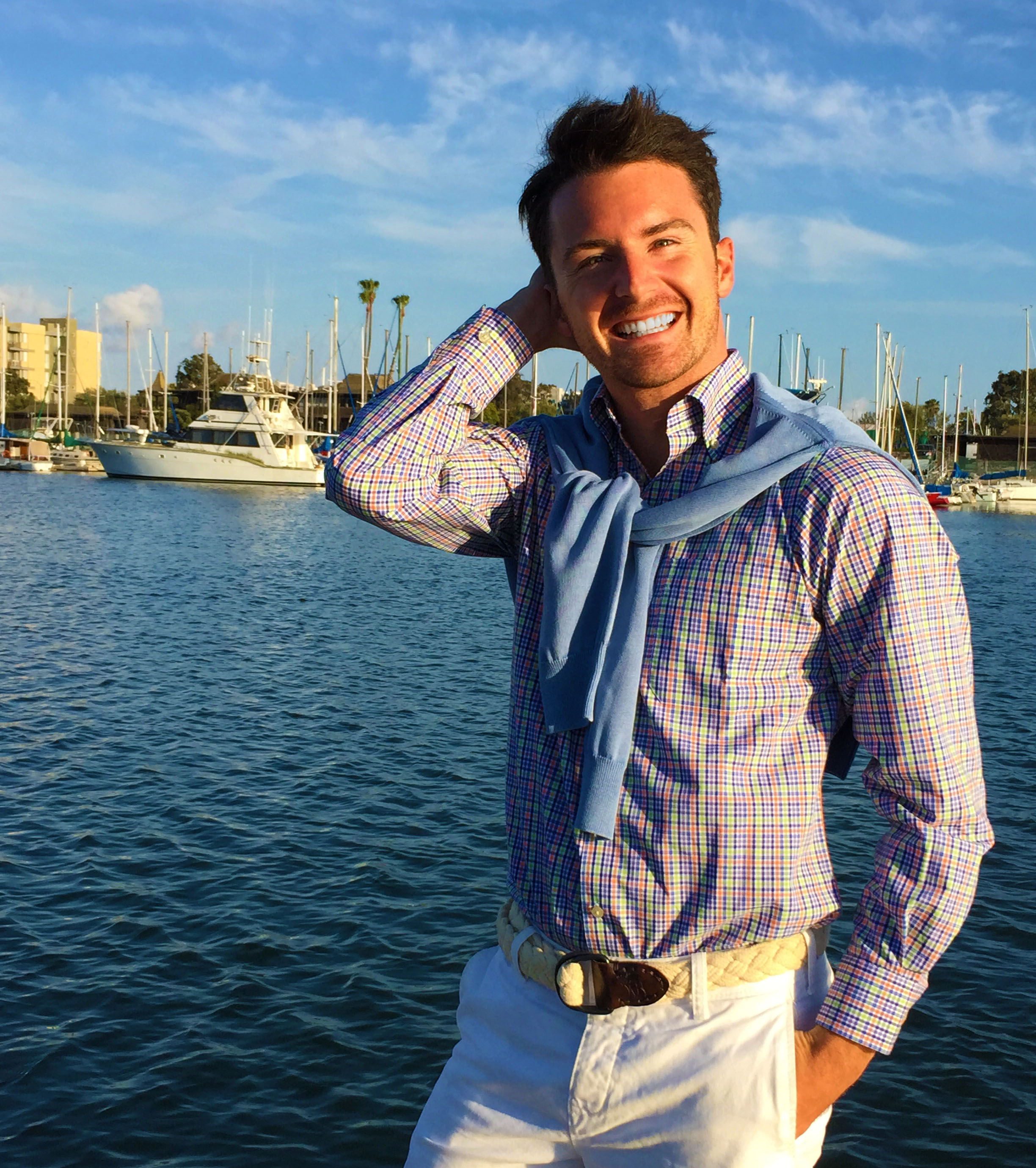 Hamptons to Hollywood - Kyle Langan - Scott Barber