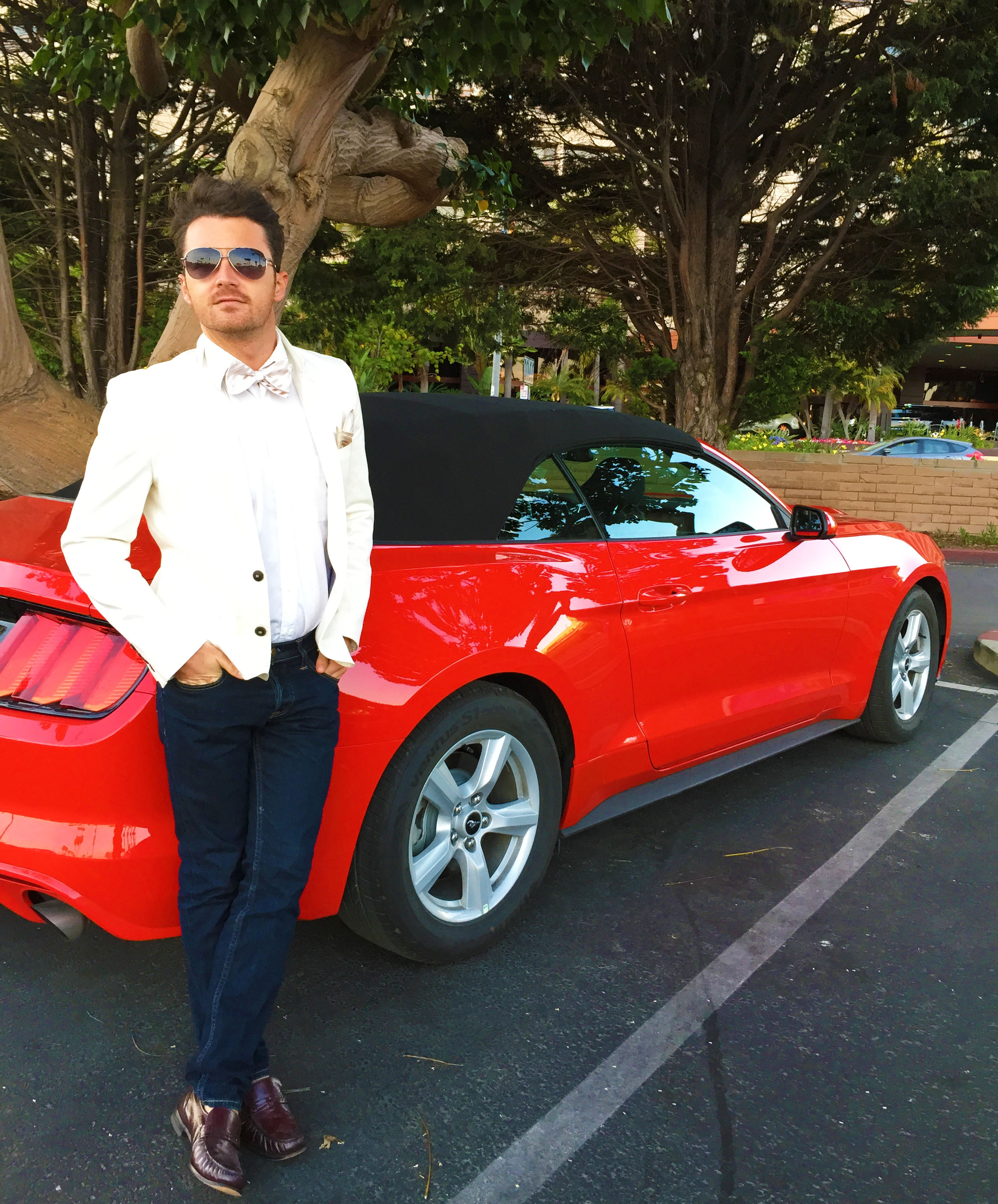 Hamptons to Hollywood - Kyle Langan - Bows-n-Ties