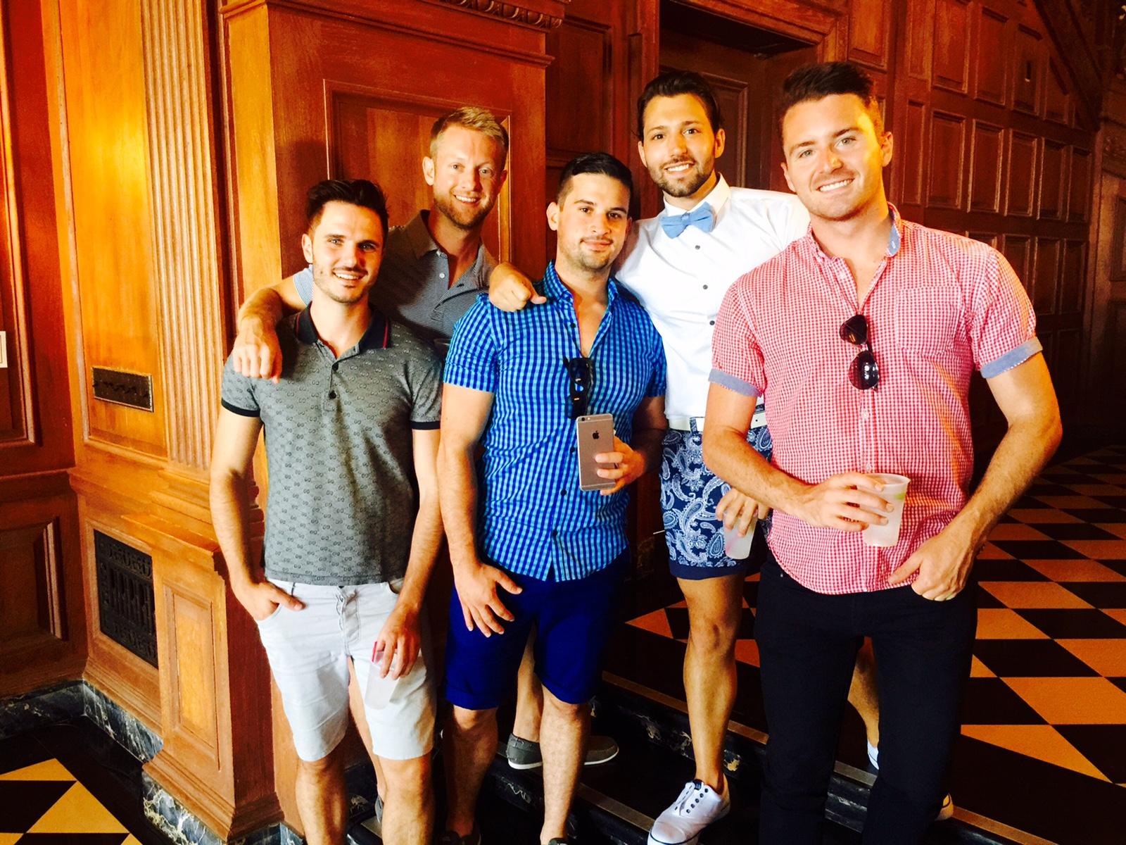 Hamptons to Hollywood - Kyle Langan - Greystone Mansion Ivy