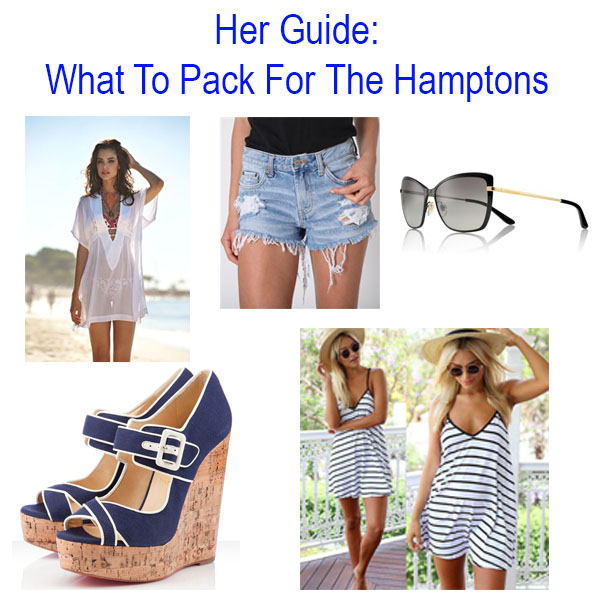 Hamptons to Hollywood: Her Guide