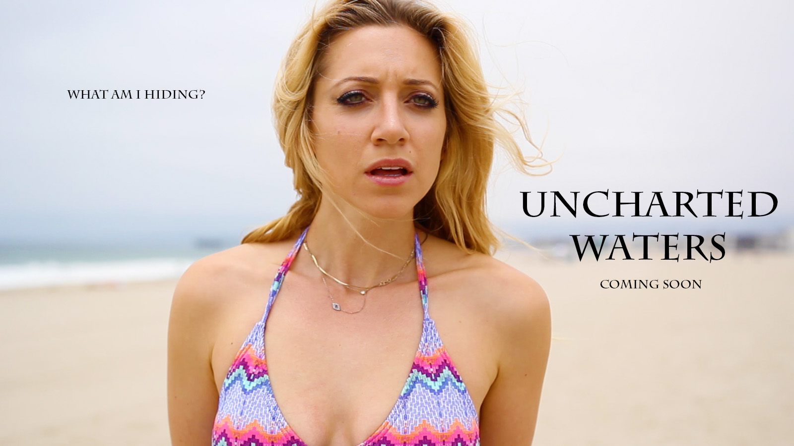 Uncharted Waters - Kyle Langan - Claire