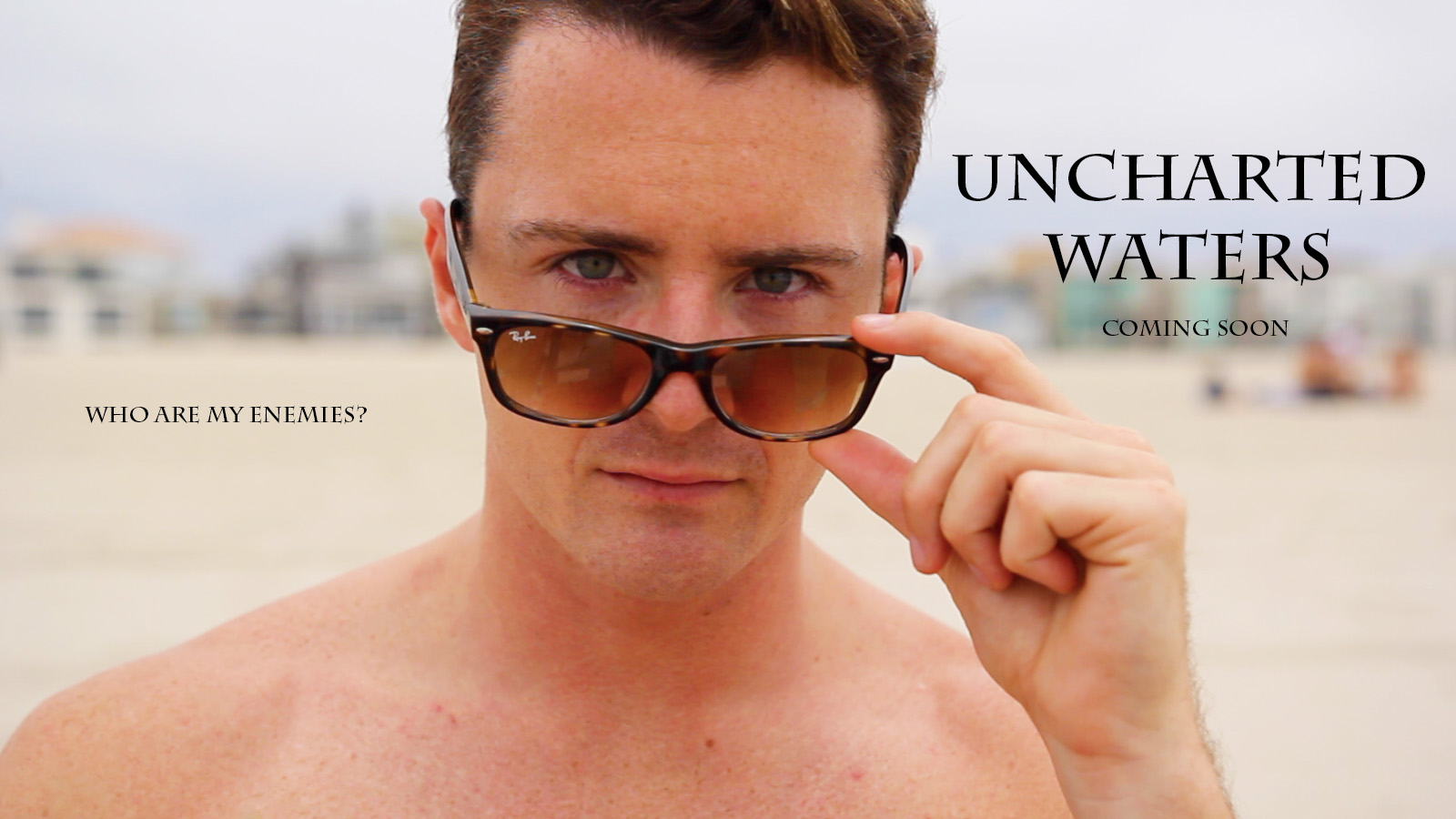 Uncharted Waters - Kyle Langan - Kingston