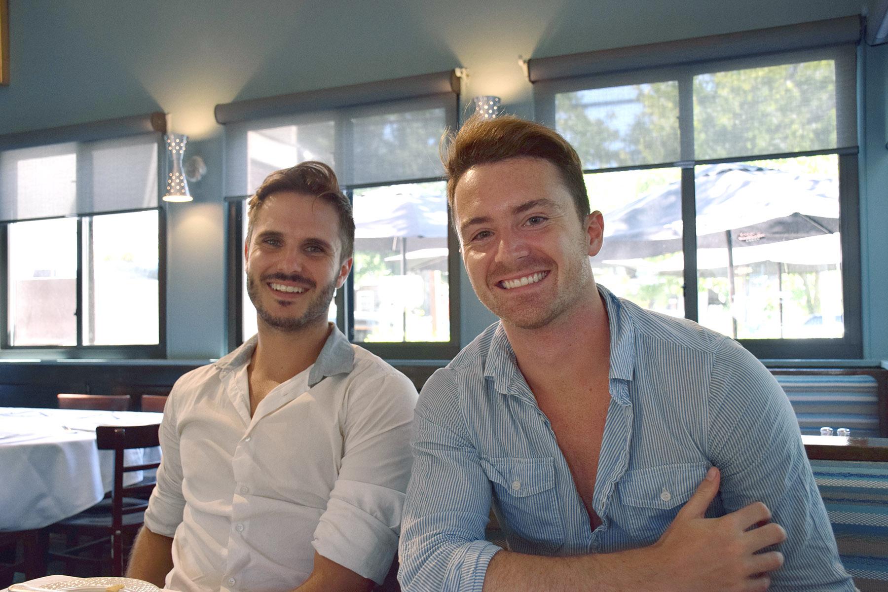 Hamptons to Hollywood - Kyle Langan and Jonathan Challacomb