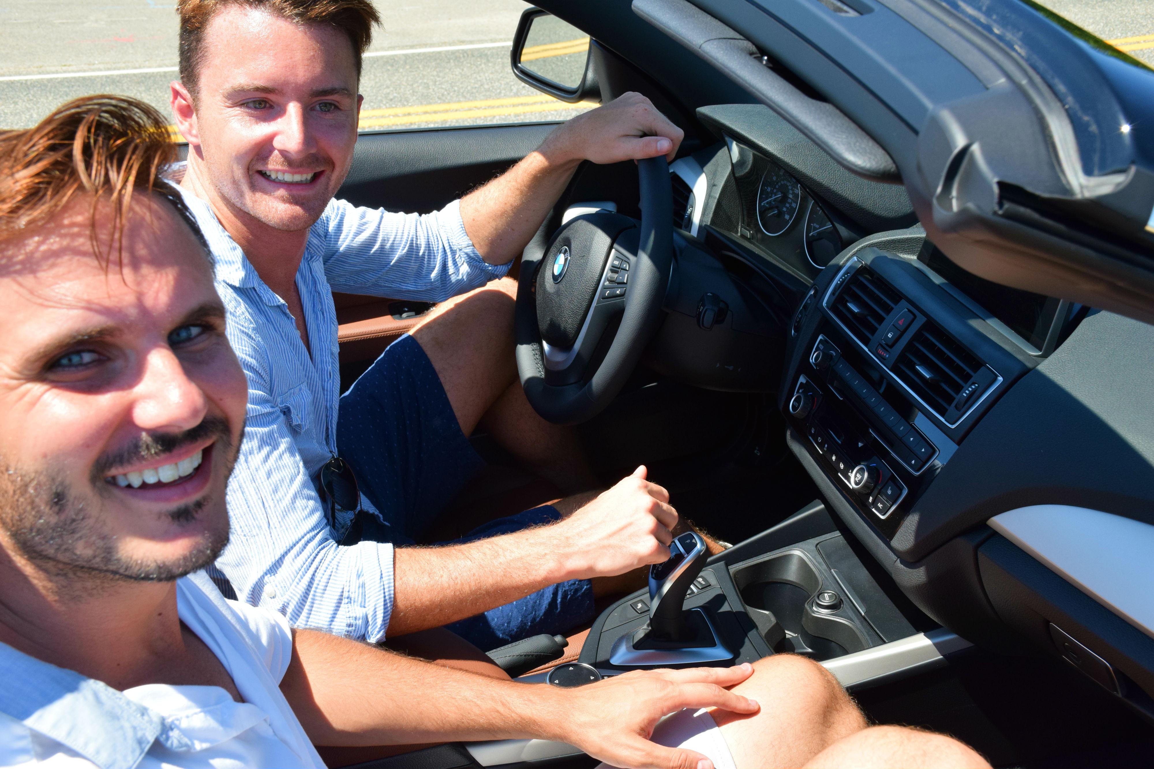 Kyle Langan and Jon Challacomb - Hamptons to Hollywood