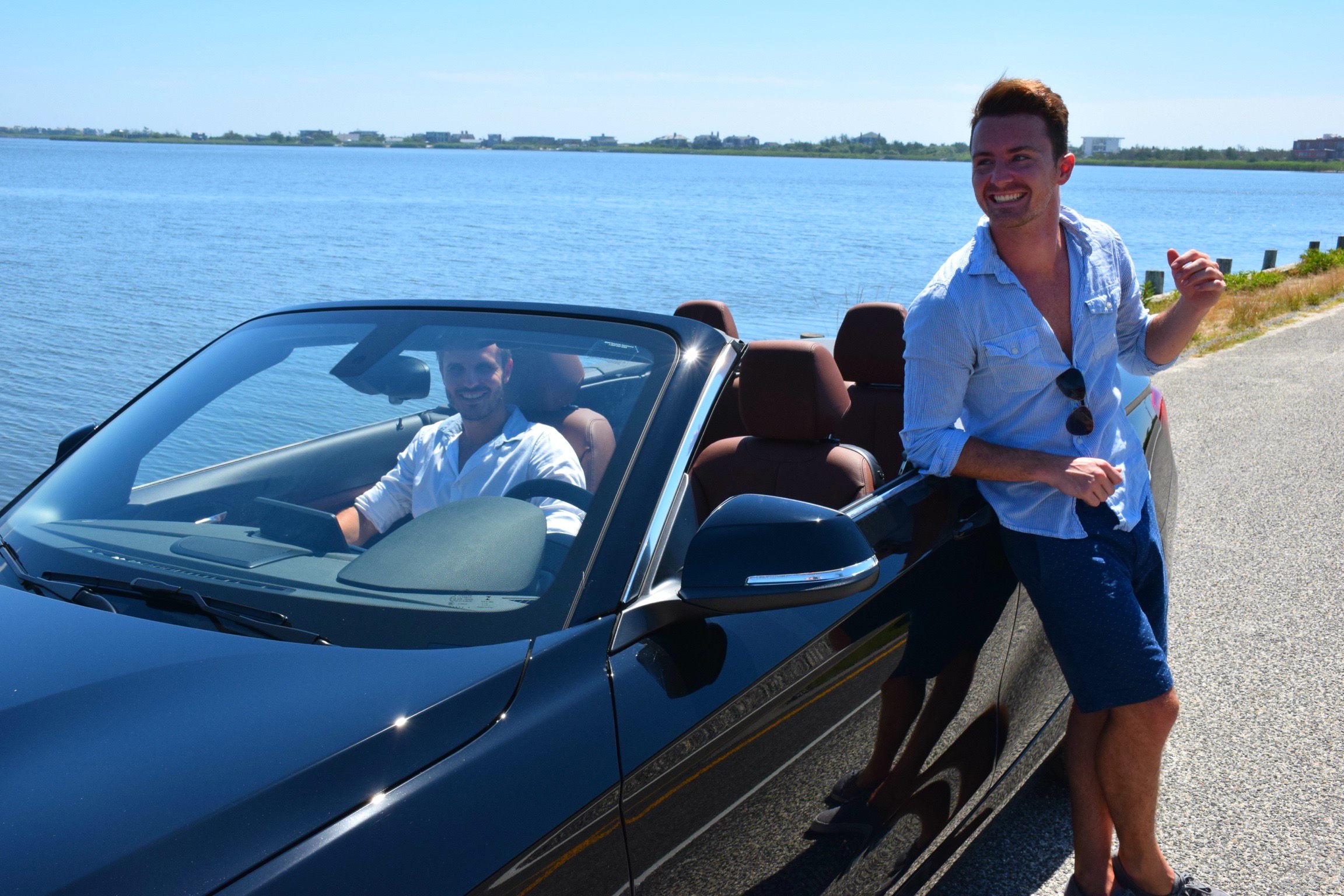 Hamptons to Hollywood - BMW - Kyle Langan