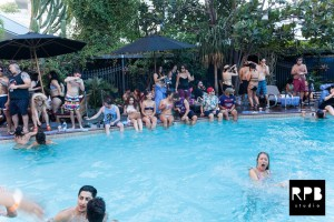 Hamptons to Hollywood - Wavey Pool Party - August 23rd