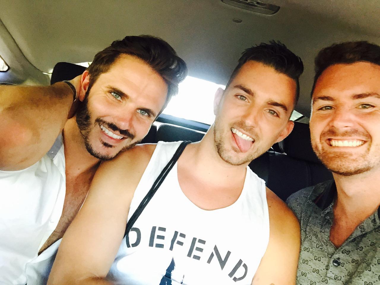 Hamptons to Hollywood - August Weekend Recap 2015