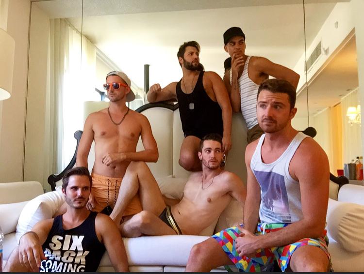 Hamptons to Hollywood Labor Day 2015 - Kyle Langan