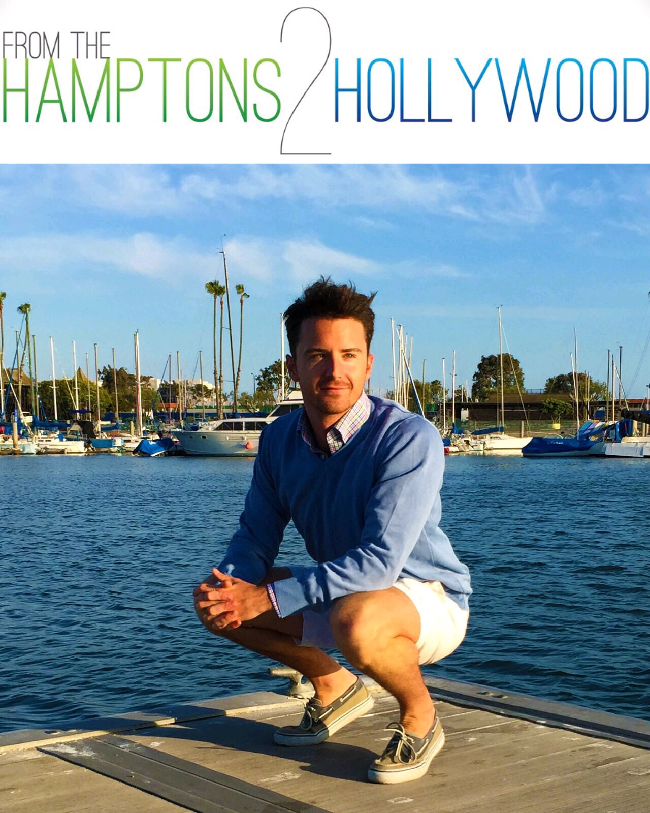 Hamptons to Hollywood Interview - Kyle Langan