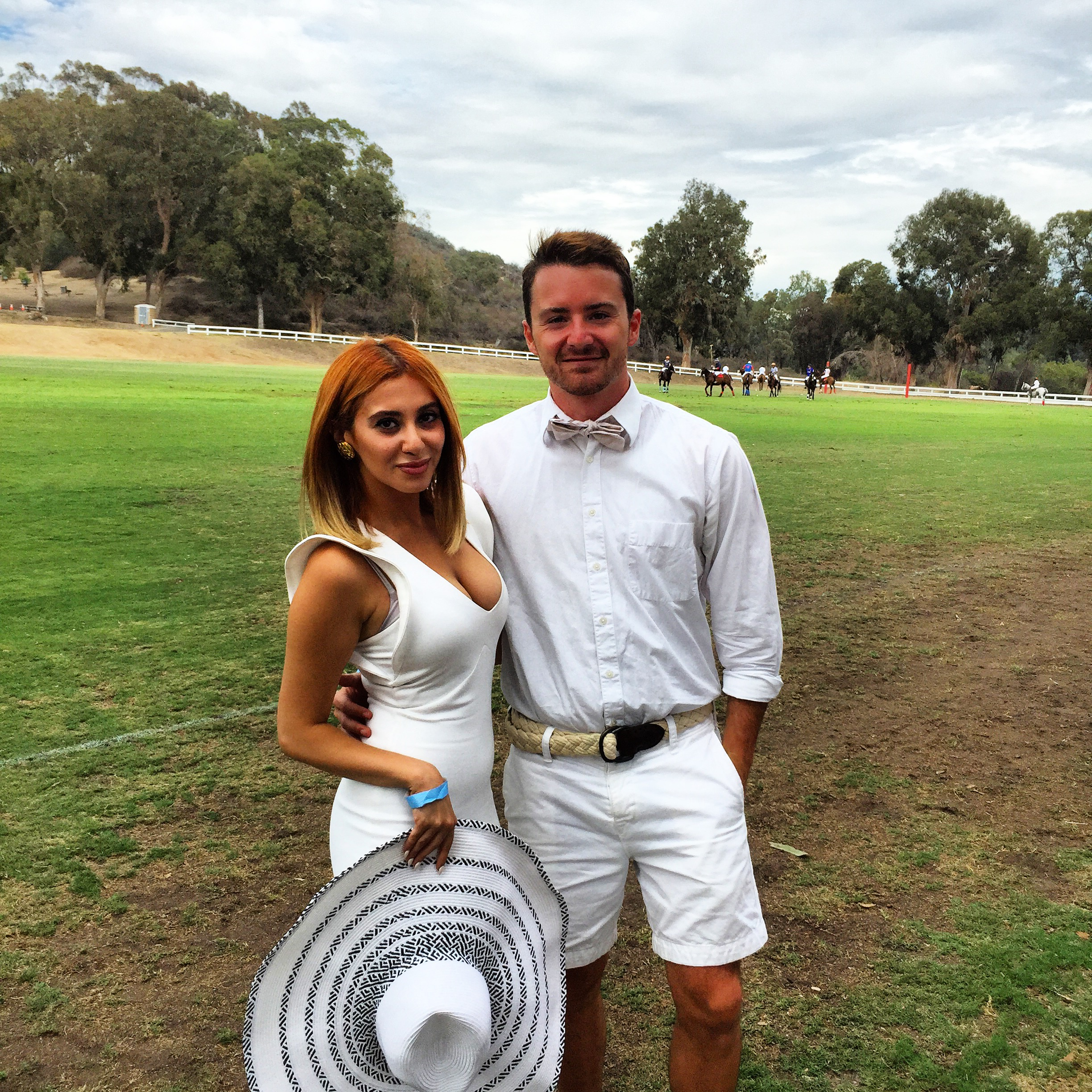 Hamptons to Hollywood - polo by Kyle Langan