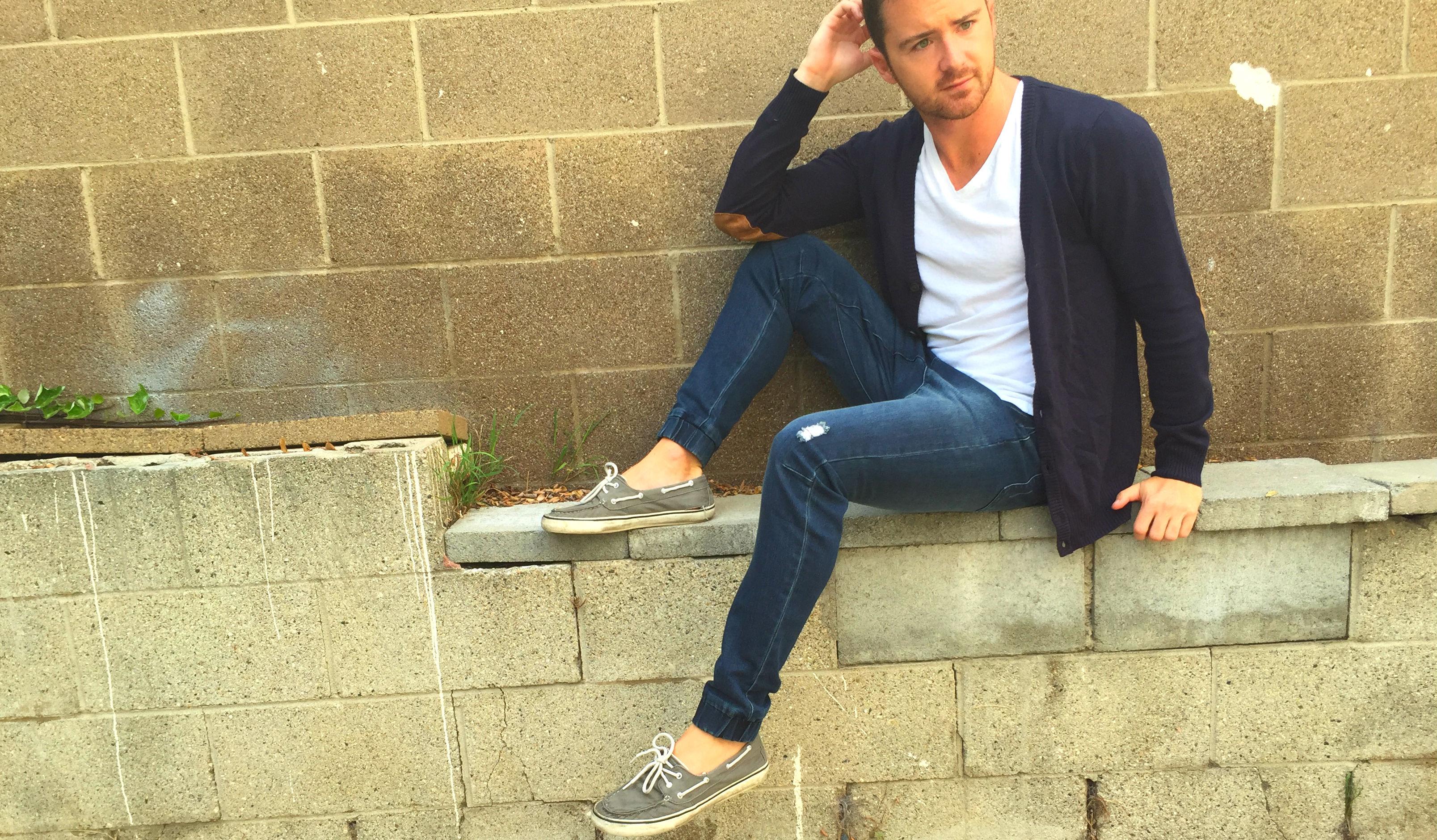 Hamptons to Hollywood - Kyle Langan - Autumn Joggers