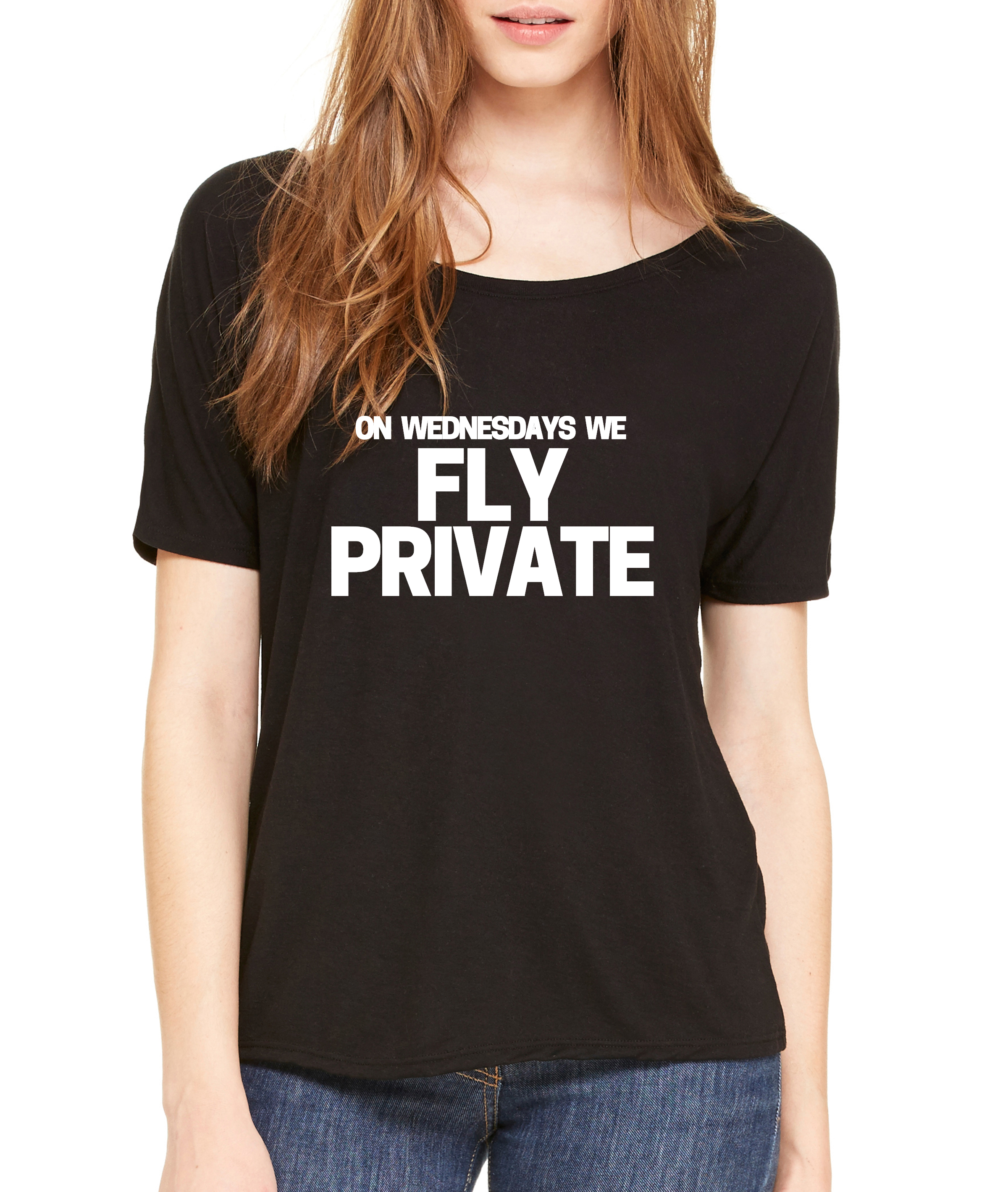 Fly Private Women's Tee