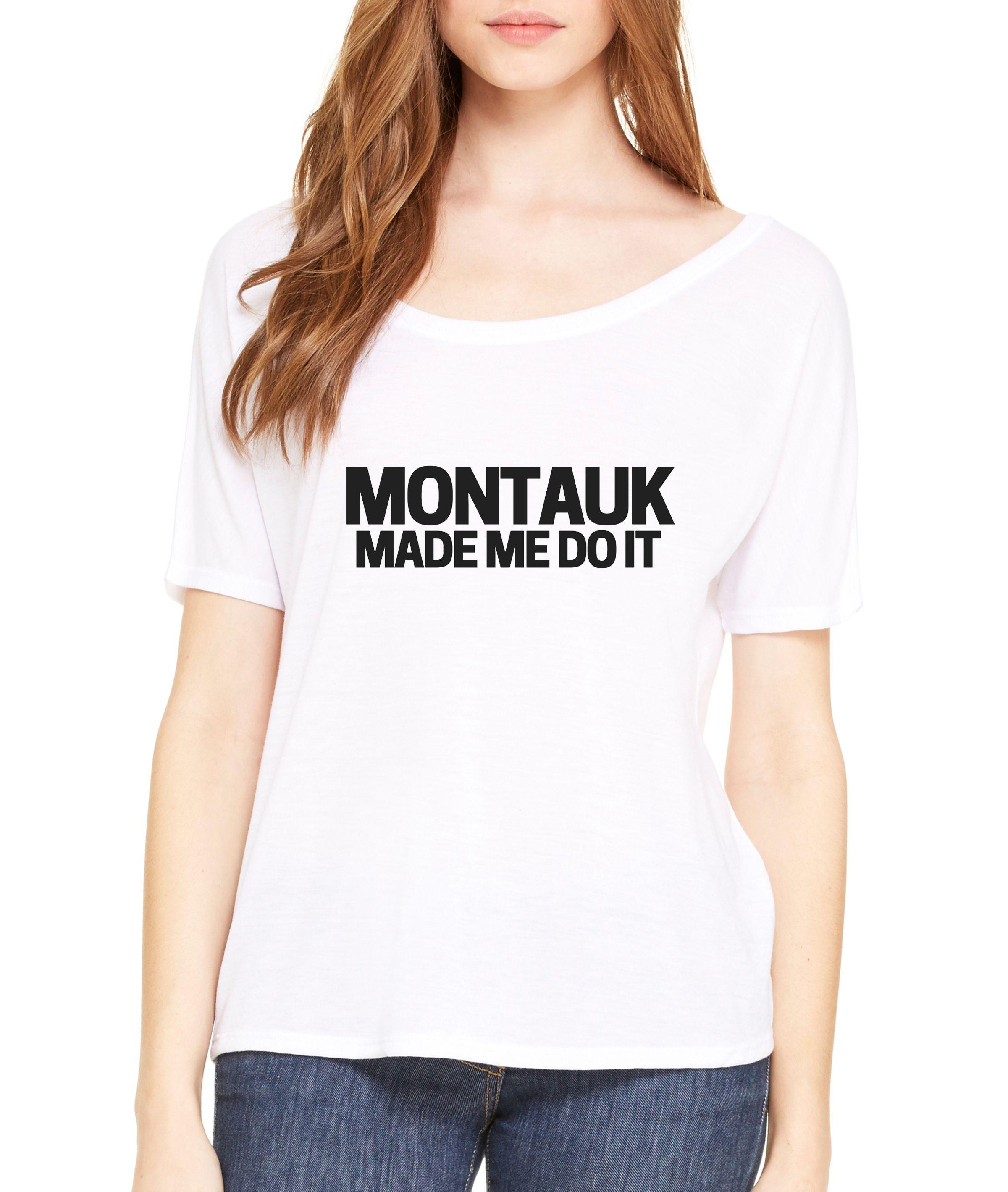 Montauk Women's Tee