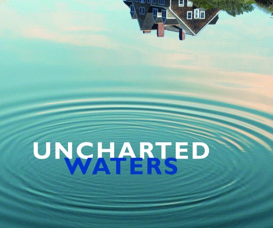 Uncharted Waters Book Signing Poster