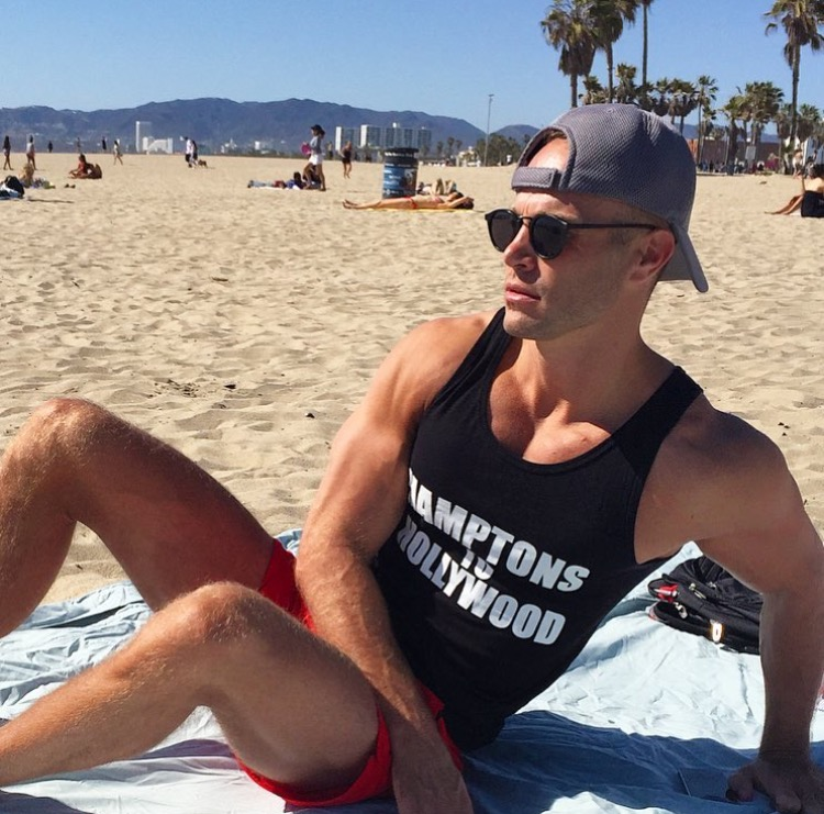 Beau Wolf - Hamptons to Hollywood Apparel