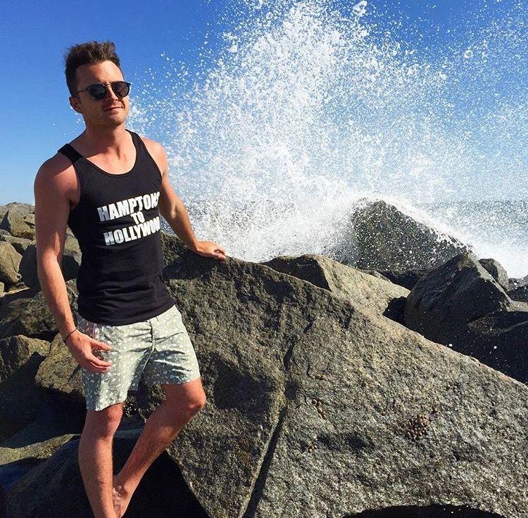 Kyle Langan - Hamptons to Hollywood Apparel