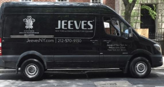 Jeeves Van