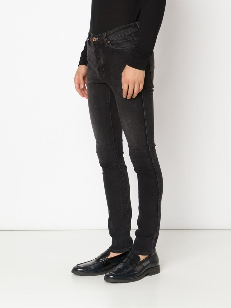 hamptons to hollywood - mens super skinny jeans_lyst