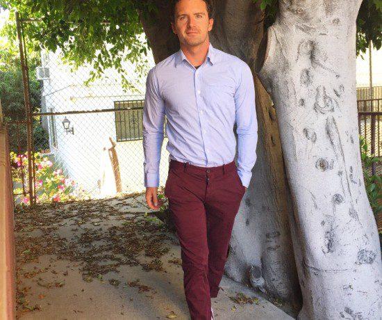 Hamptons to Hollywood - Fall Men's Fashion