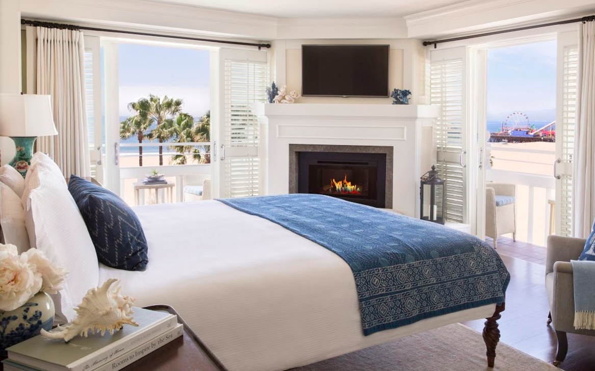 Hamptons to Hollywood - Shutters on the Beach
