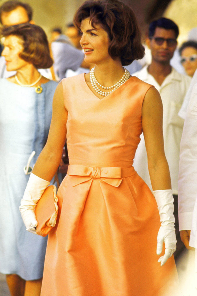 Jacqueline Kennedy (Photo by Art Rickerby/Getty Images)