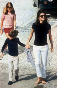 Jackie Kennedy - Hamptons to Hollywood - Photo credit should read -/AFP/Getty Images)