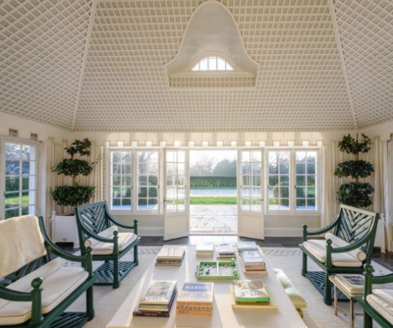 Hamptons to Hollywood - Jackie Kennedy Mansion