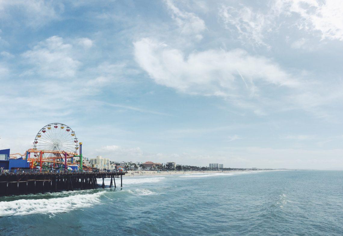 Santa Monica Guidebook - Hamptons to Hollywood