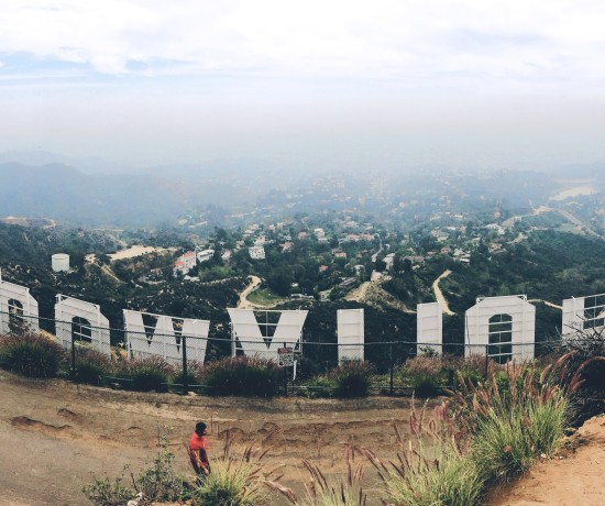 Hamptons to Hollywood - Hollywood Sign