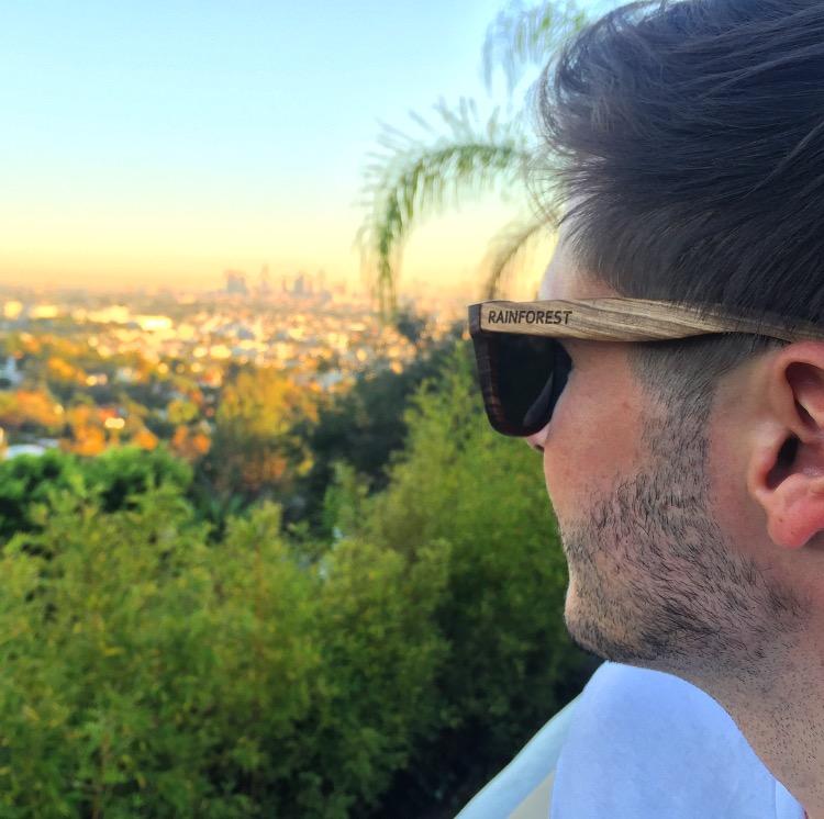 Rainforest Sunglasses x Hamptons to Hollywood